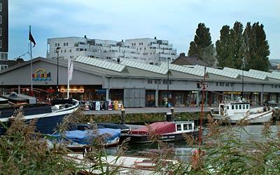 overdekt winkelen amsterdam